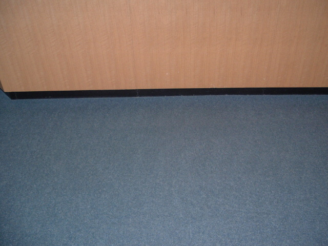 Bloomfield Public Library commercial carpet cleaning after