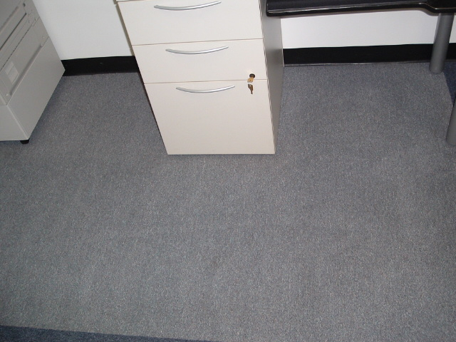 Machine Shop in Henrietta, N.Y carpet  commercial cleaning after