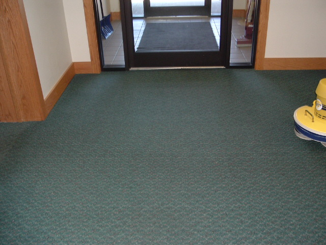 Printing Company in Victor, N.Y  commercial carpet cleaning after